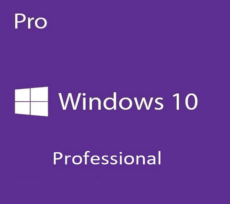 Microsoft Windows 10 Pro OEM Global CD-KEY - License Key - Email Delivery