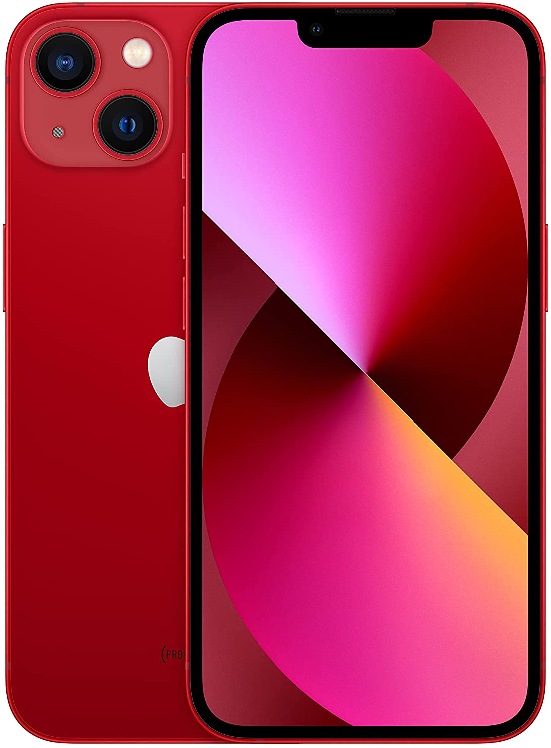 New Apple iPhone 13 with FaceTime (256GB) USA Version - (PRODUCT) RED