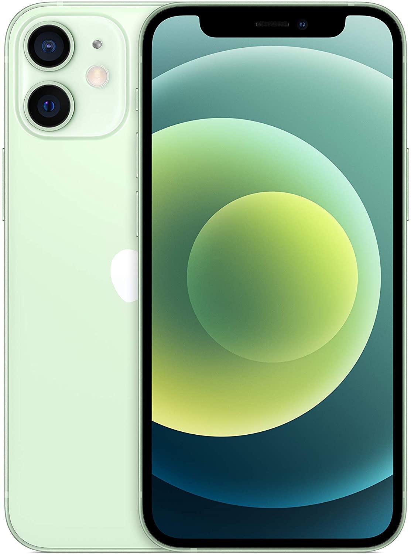 Apple iPhone 12 mini with FaceTime (64GB) HK Version Dual SIM - Green