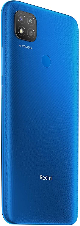 Redmi 9 (Sky Blue, 4GB RAM, 64GB Storage)   2.3GHz Mediatek Helio G35 Octa core Processor
