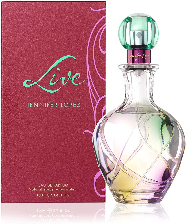 JENNIFER LOPEZ Live Eau de Perfume for Women, 100 ml