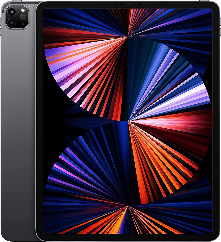 2021 Apple iPad Pro (12.9-inch, Wi-Fi, 128GB) - Space Grey (5th Generation)