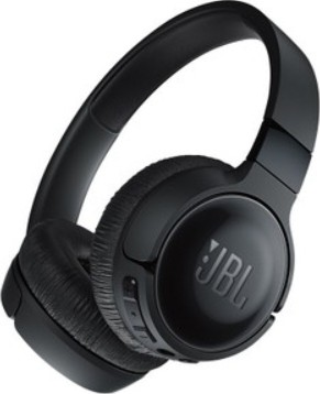 JBL Tune 600 BTNC Over-Ear Headphones , Wireless Bluetooth, Noise Canceling - Black | TUNE600BTNC