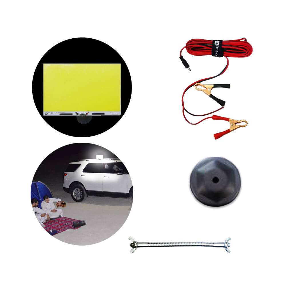 88000W Camping Light magnet set Toby's Extreme Brighter Light