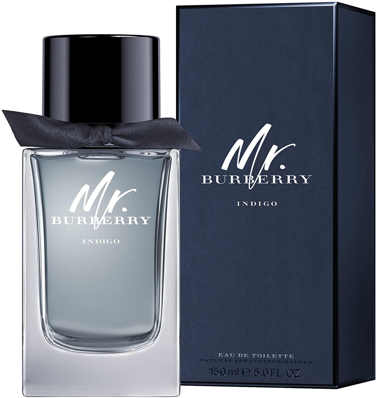 BURBERRY Mr Indigo Men Eau de Toilette, 150 ml