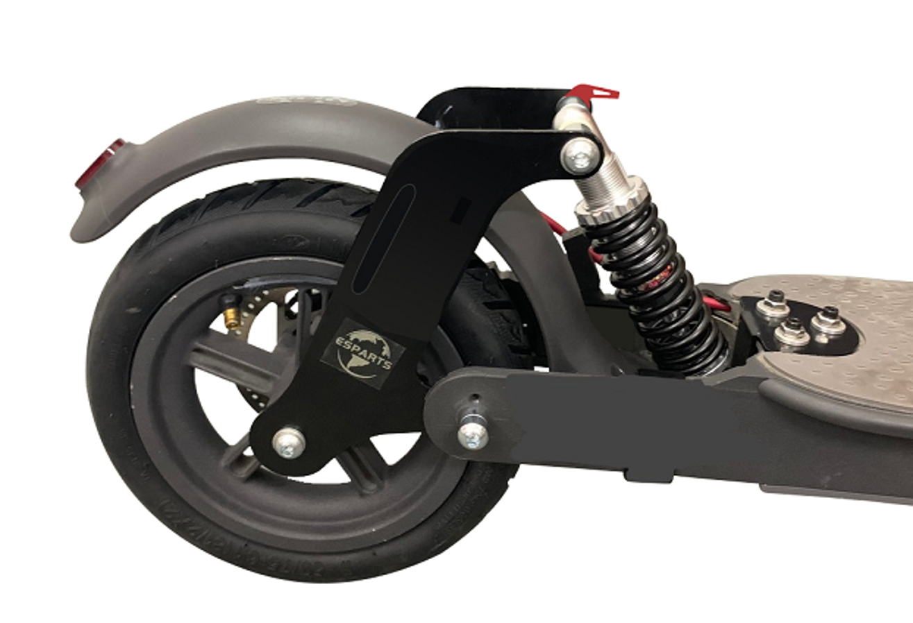 Esparts Rear Suspension Specially for M365 Series/Max Includes Extender Support, Fender, Kit