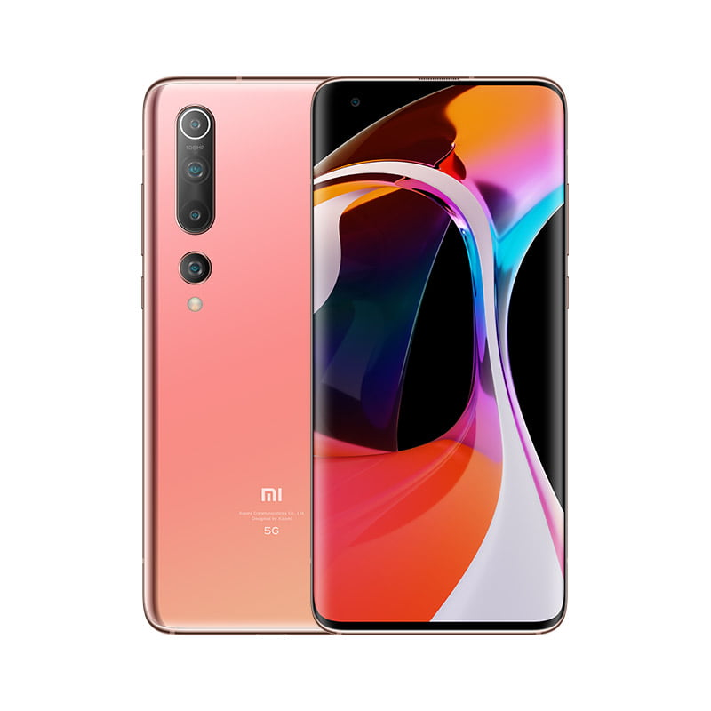 Xiaomi Mi 10 5G Snapdragon 865 8GB 128GB Mobile Phone WiFi 6 LPDDR5 UFS 3.0 108MP Pro Camera 8K Video Record Gray - CN Version