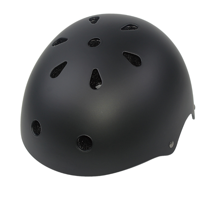 Monorim Scooter Safety Helmet With Impact Resistance Ventilation For Multi-Sports Cycling E-Scooter - Black