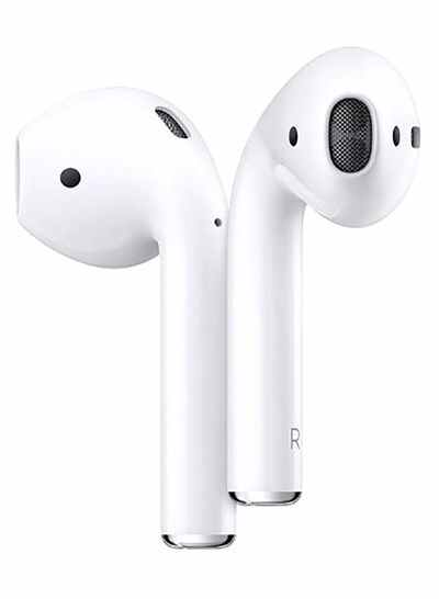 TWS Wireless Earbuds With Charging Case White