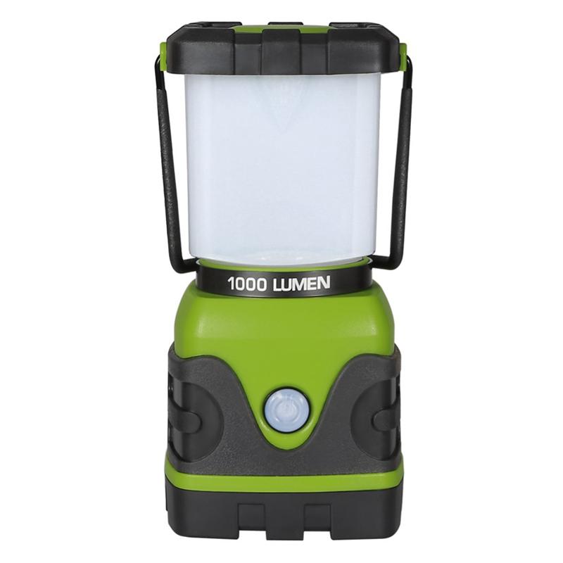 Portable LED Lantern 4 Modes Camping light