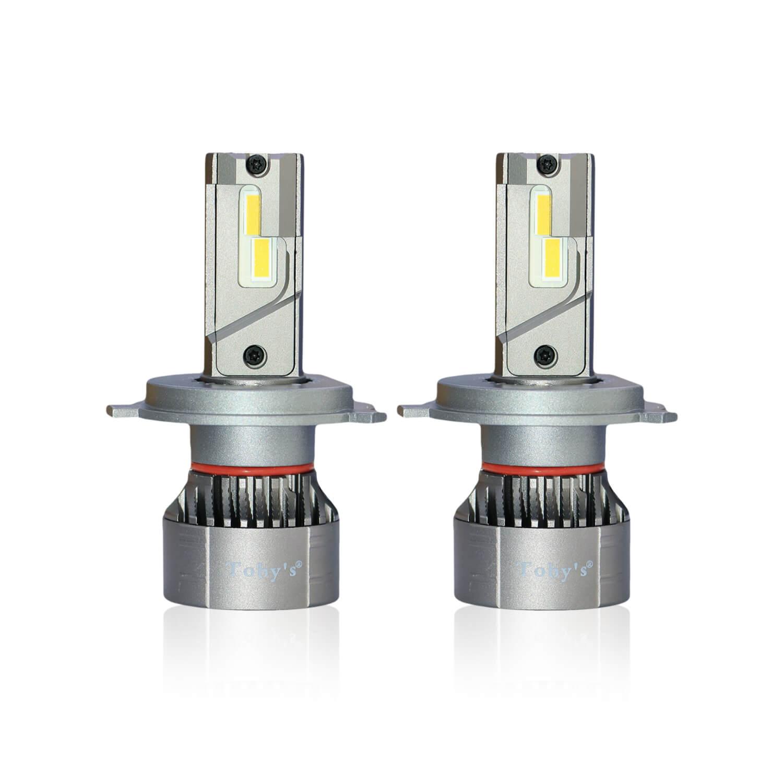 TF3 H4 LED Headlight Bulbs 450W, 6500K, ZES Technology, Conversion KIT