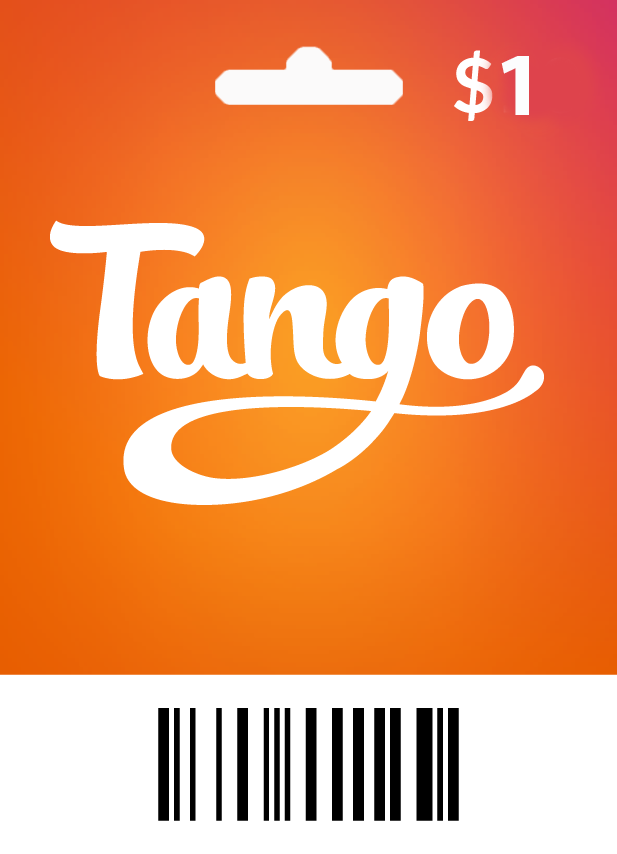 Tango $1 - 120 Coins - Email Delivery