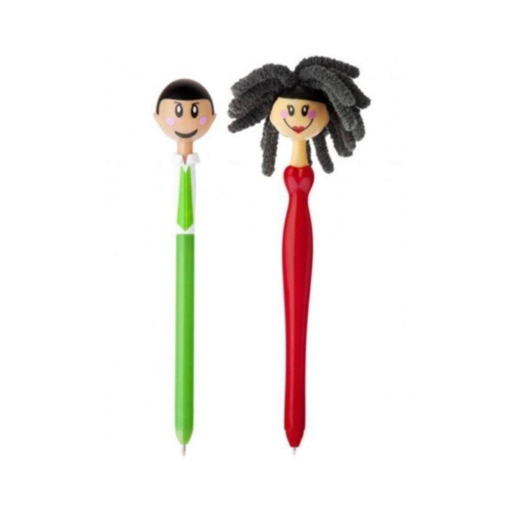 Vigar Dolls Couple Pen Set