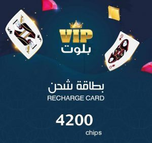 VIP BALOOT 4200 CHIPS - Email Delivery