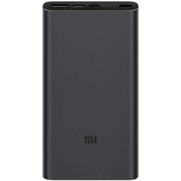 Xiaomi Mi 18W Fast Charge Power Bank 3 10000mAh Black