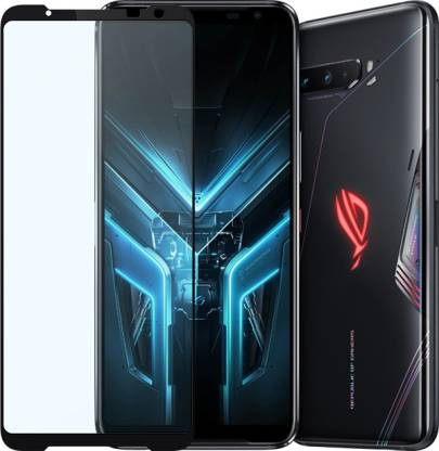 ASUS Edge To Edge Tempered Glass for Asus Rog Phone 3 (Pack of 1)