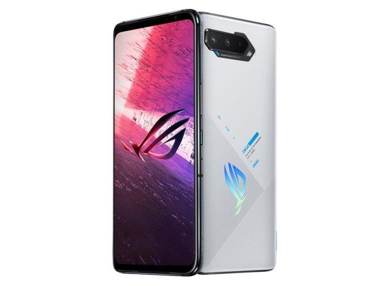 "Asus ROG 5S 5G Gaming Phone 6.78"" 144Hz Display Snapdragon 888+ Plus 6000mAh Fast Charging 65W ROG Phone 5S Smartphone"