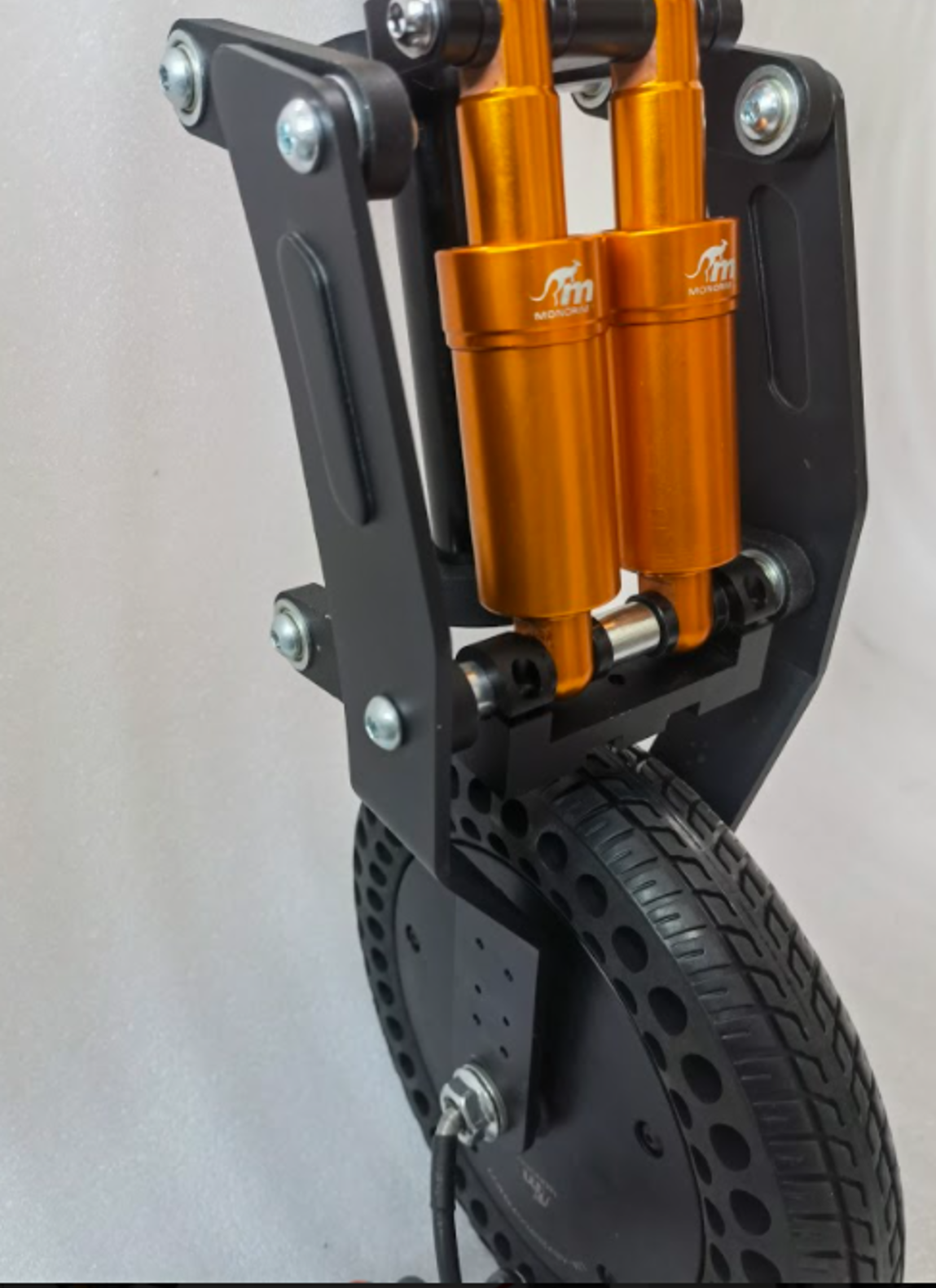 Monorim Dual Front Suspension Kit For Segway MAX G30
