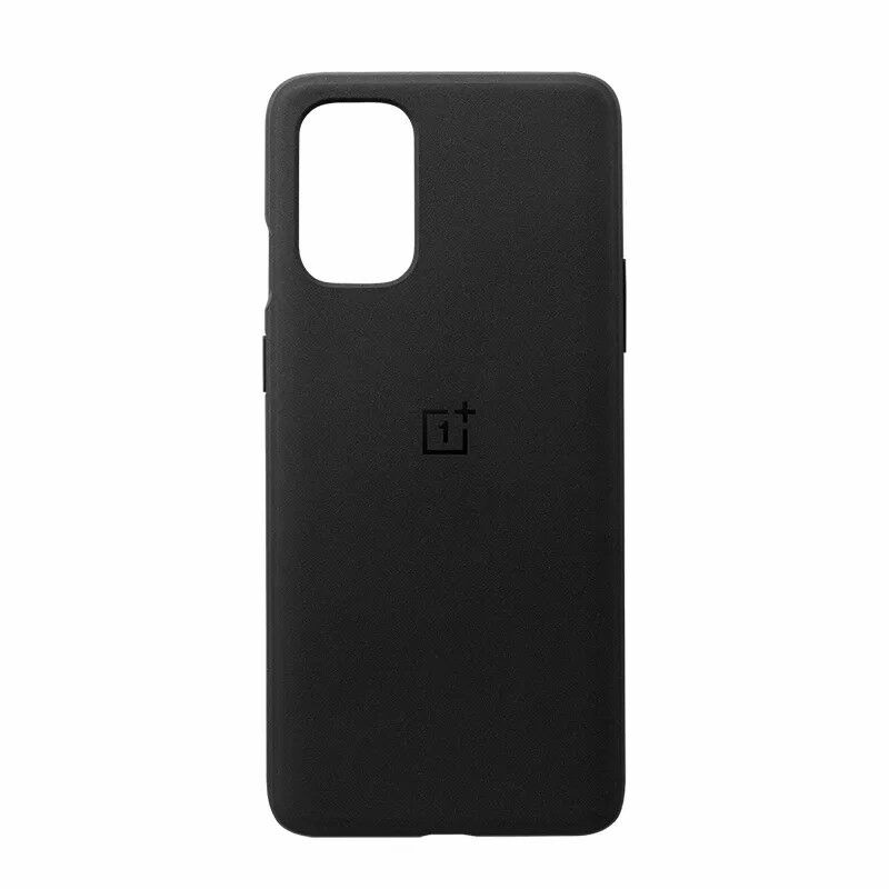OFFICIAL PROTECTIVE SANDSTONE BUMPER CASE FOR ONEPLUS 9R
