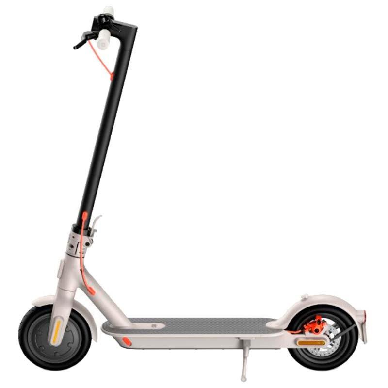 Xiaomi Mi Electric Scooter 3 Gray | 25 km/h Maximum Speed | Aerospace grade aluminum body - 2021 Model
